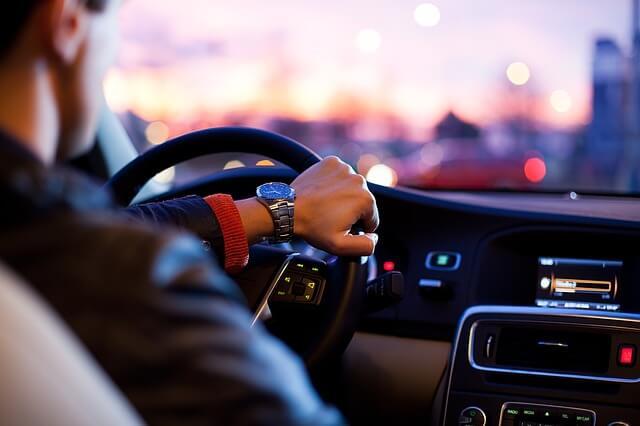 alarm samochodowy - tło