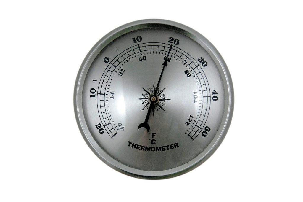 Mierniki temperaturowe